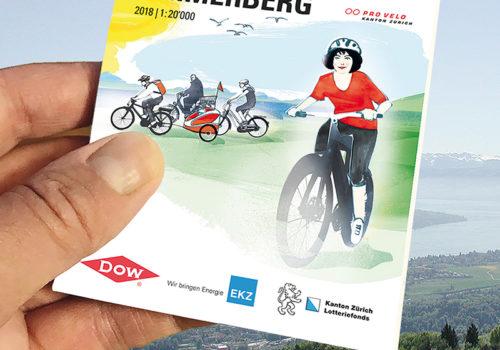 Jetzt bestellen: Velo- und Freizeitkarte