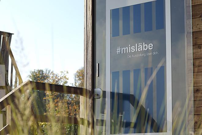 Ausstellung «#misläbe» (ZHAW)